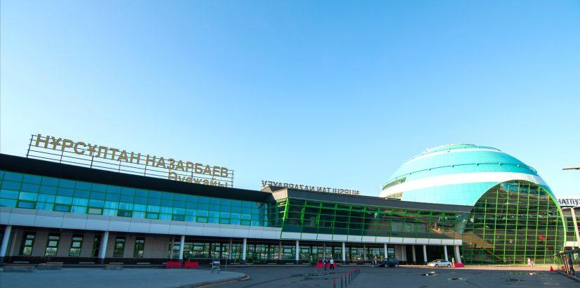 Аэропорт Нур-Султана получил новый код NQZ вместо TSE